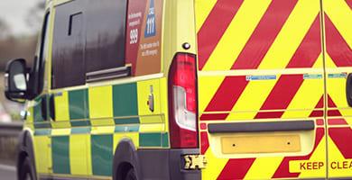 radiocomunicaciones ambulancias