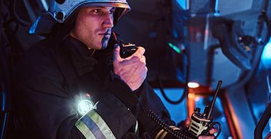 radiocomunicaciones bomberos