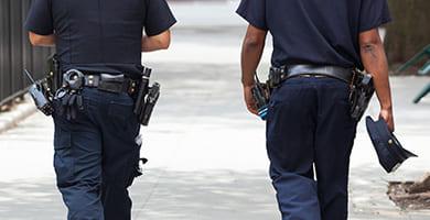 radiocomunicaciones policia