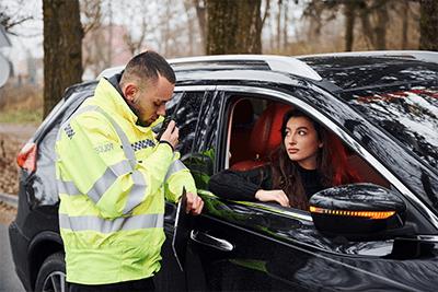 radio comunicacion para policia profesional