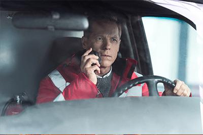 radiocomunicacion profesional para ambulancias